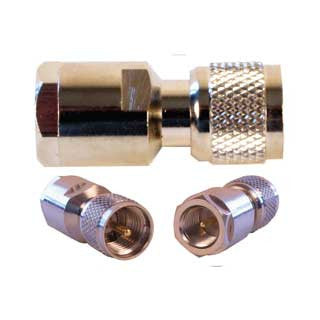 Wilson cable connector FME male - mini UHF male (M800 Fixed)