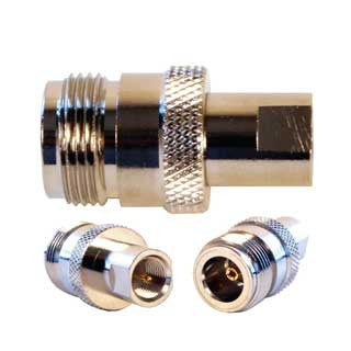 Wilson cable connector  N female - FME male