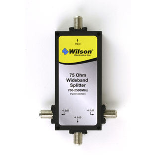 Wilson 3 way splitter 75 ohm -859994