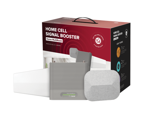 WeBoost Home MultiRoom In-Building Signal Booster Kit - 650144