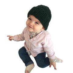 Baby size Cashmere hat