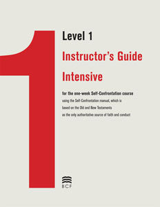 Level 1 Instructor's Guide: Intensive (SPECIAL PRICING*)