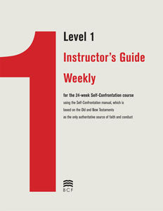Level 1 Instructor's Guide: Weekly (SPECIAL PRICING*)