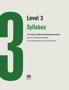 Level 3 Syllabus