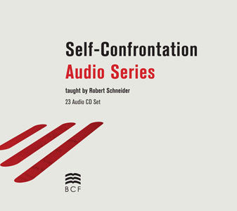 Self-Confrontation Audio Series (1 MP3 CD)