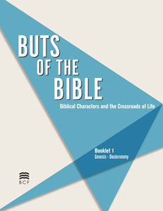 Buts of the Bible (Booklet 1) (SPECIAL DISCOUNT*)
