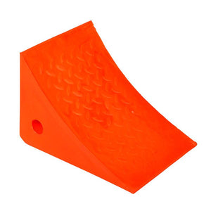 60-7208 811-11 Orange Urethane Chock