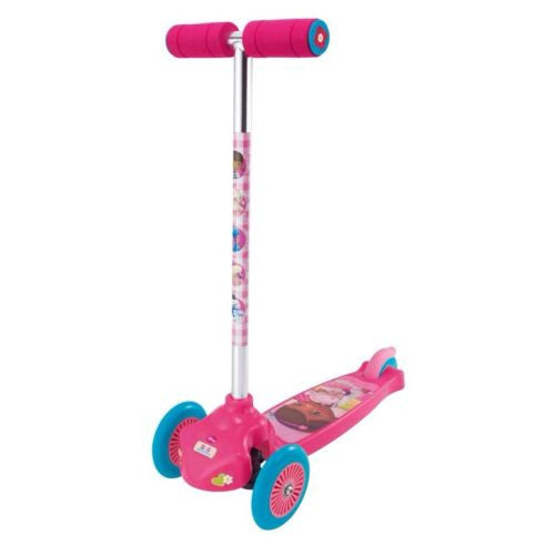 Disney Doc McStuffins Move N Groove Tri Scooter