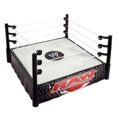 WWE Superstar RAW Wrestling Ring