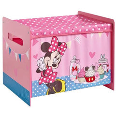 Disney Minnie Mouse Toy Storage Box