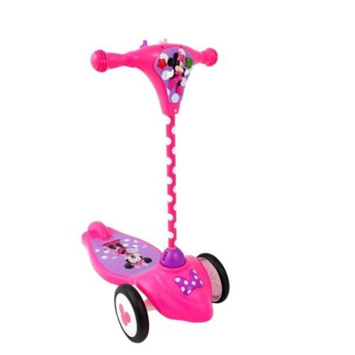Disney My First Minnie Mouse Tri Scooter Browns Toy Emporium