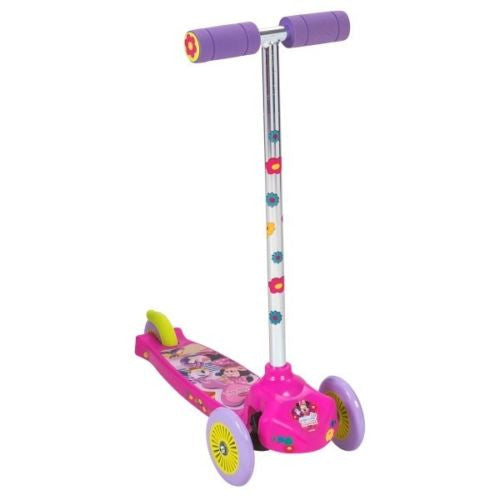 Minnie Mouse Move N Groove Tri Scooter