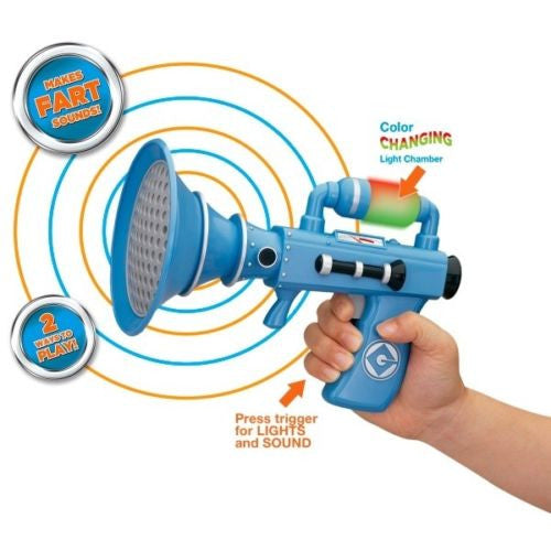Despicable Me 2 Minion Fart Blaster