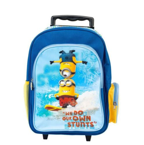 Minion Stunt Trolley Bag