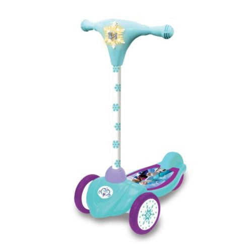 My First Disney Frozen Activity Scooter