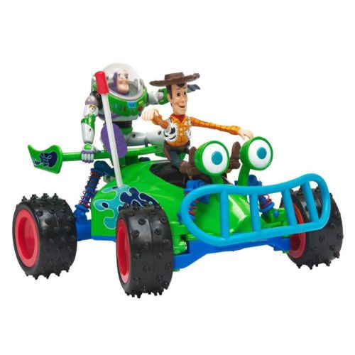 Disney Toy Story Radio Remote Control Car With Woody And