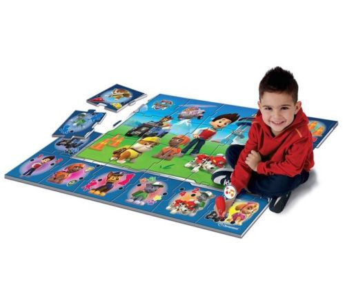 Paw Patrol Giant Interactive Play Mat Browns Toy Emporium