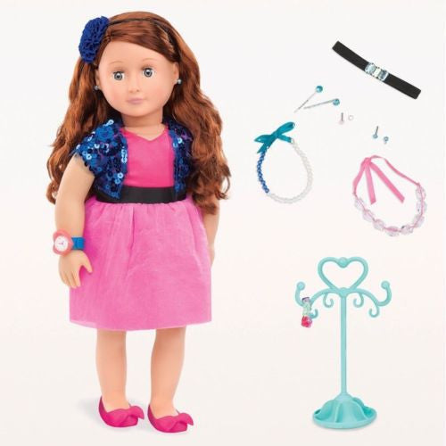Our Generation Jewellery Doll Aura