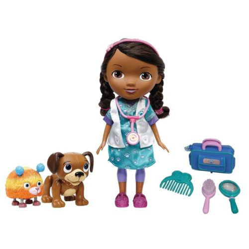 Disney Doc McStuffins Pet Vet Interactive Doc & Pets