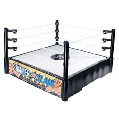 WWE Superstar Summerslam Wrestling Ring
