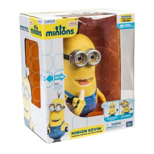 Minions 27cm Minion Talking Kevin