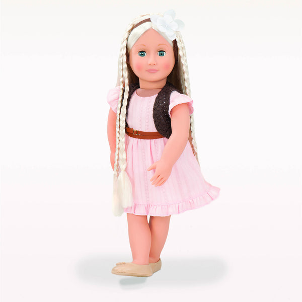 Our Generation Hair Play Doll Penny