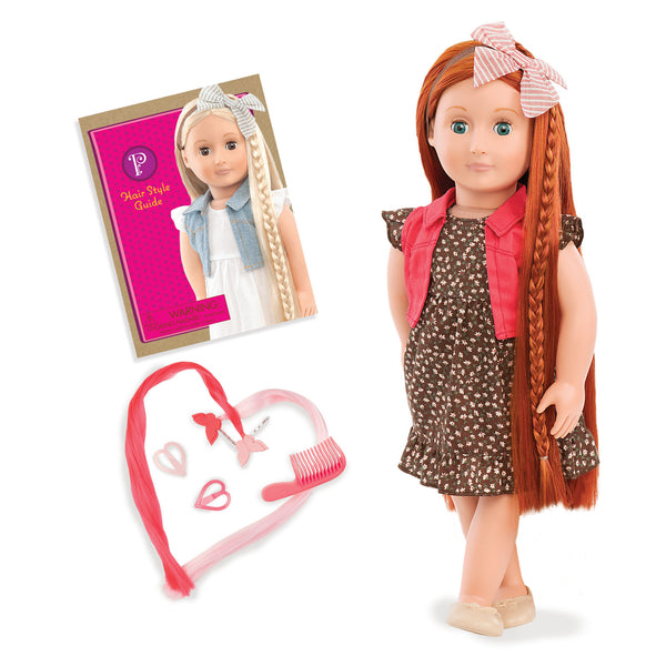 Our Generation Hair Play Doll Peyton