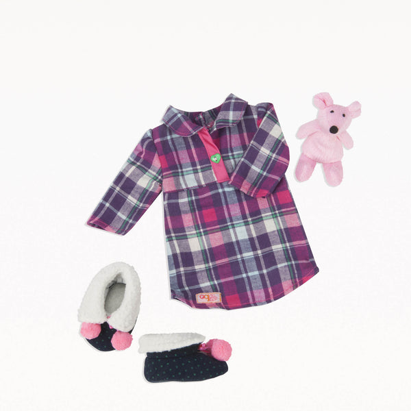 Our Generation Nighty Night Nightie Doll Outfit