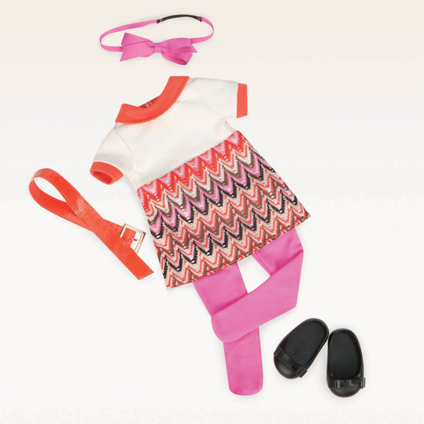 Our Generation Neat-O Knit Doll Outfit