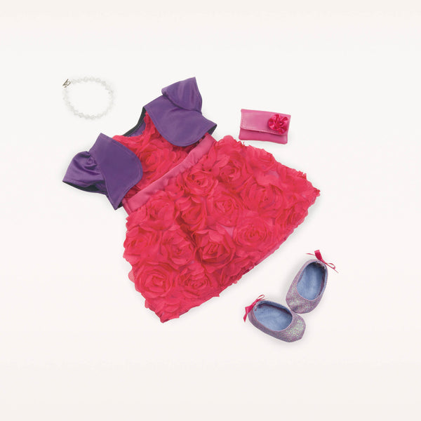 Our Generation A Brighter Bloom Deluxe Doll Outfit