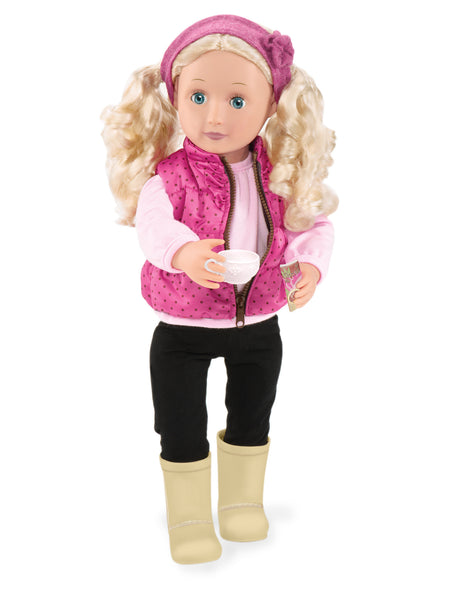 Our Generation Deluxe Doll Audrey Ann