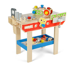Tidlo Wooden Work Bench