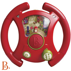 B. You Turns Steering Wheel