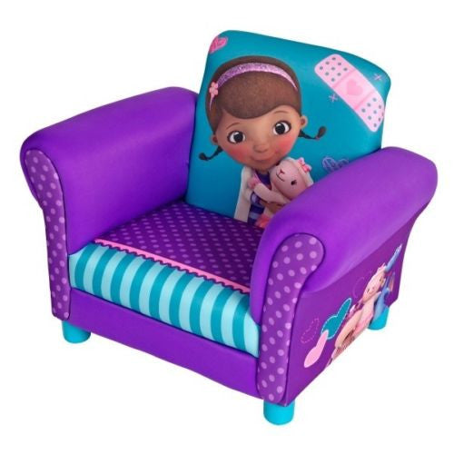 Doc McStuffins Deluxe Upholstered Armchair