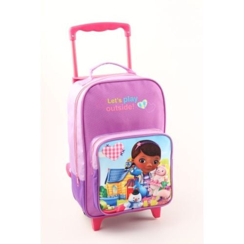 45cm Disney Doc McStuffins Trolley Bag