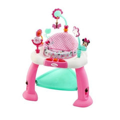 Minnie Mouse Bounce and Bloom Baby Bouncer