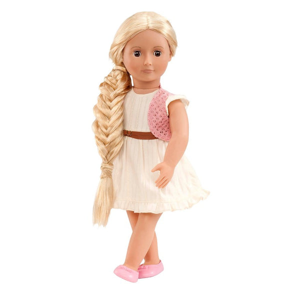 Our Generation Hair Play Doll Phoebe