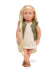 Our Generation Hair Play Doll Pia
