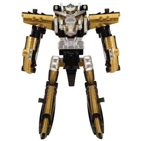 Power Rangers Dino Super Charge Ranger Gold Ptera Morpher Battle Gear