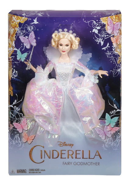 Disney Villains Cinderella Fairy Godmother Doll