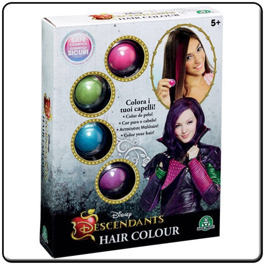 Disney Descendants Hair Colours Set
