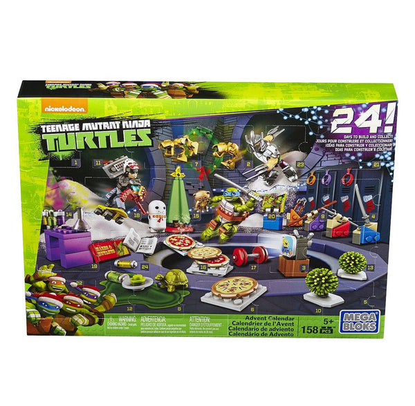 Teenage Mutant Ninja Turtles Advent Calendar