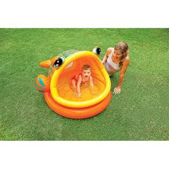 Intex Lazy Fish Play Paddling Shade Pool