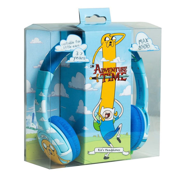 "Adventure Time ""Mathematical"" Kids Headphones"