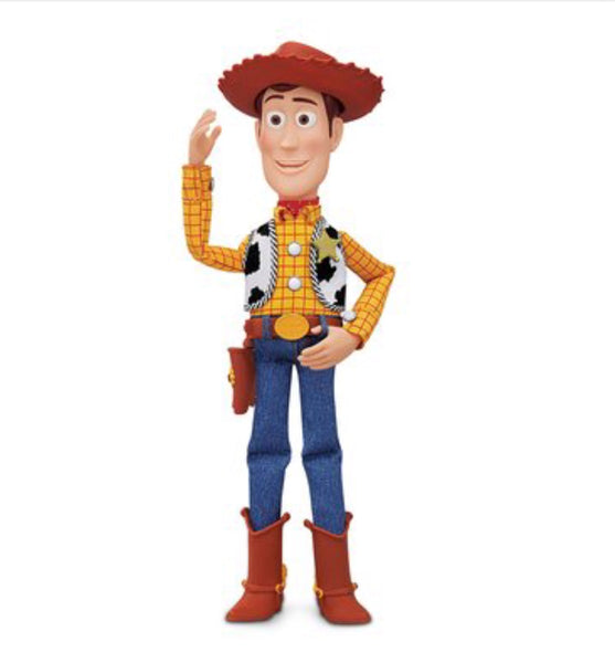 Toy Story 40cm Talking Sheriff Woody Doll