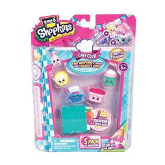 Shopkins Chef Club 5 Pack