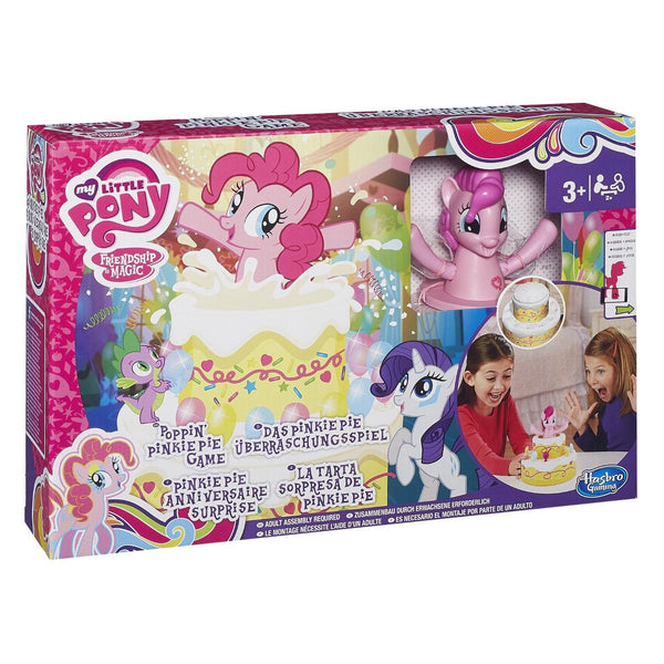 My Little Pony Popping Pinkie Pie Game