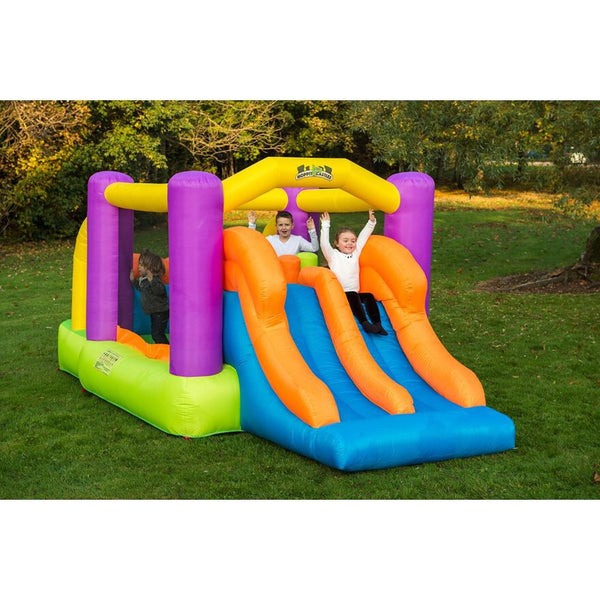Inflatable Obstacle Course Bouncy Castle