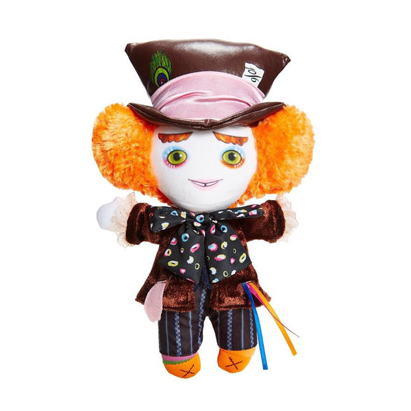 Disney Alice Through The Looking Glass Mad Hatter Plush