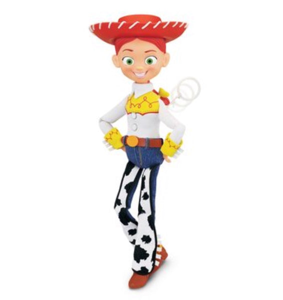 ed17c698c2 Toy Story Classic Talking Jessie The Yodeling Cowgirl Doll – Browns Toy  Emporium
